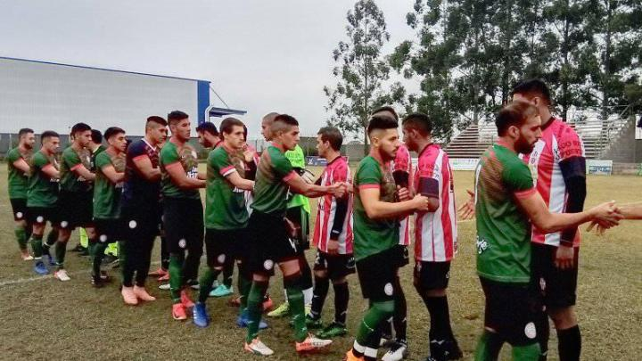 VIDEO: San Jorge 2 – Santa Ana 2