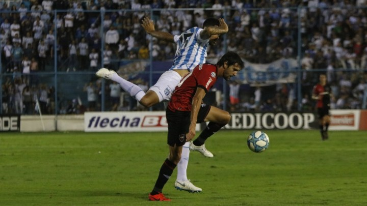 VIDEO: Atlético Tucumán 2 – Newell`s 2