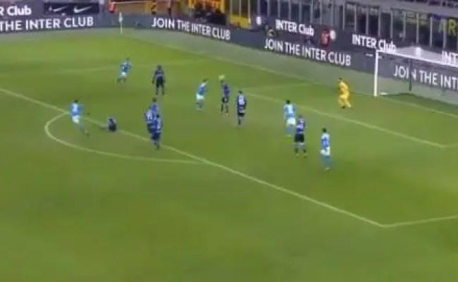 Vídeo Resultado Resumen Y Goles Inter De Milán Vs