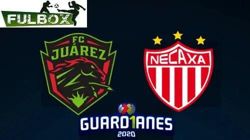 Juárez vs Necaxa