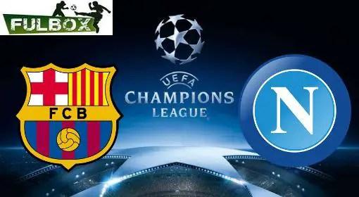 Barcelona vs Nápoles