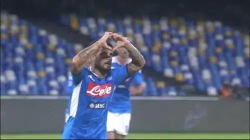 Napoli vs Lazio 3-1 Jornada 38 Serie A 2019-2020