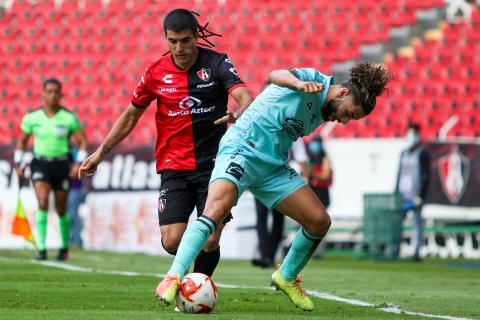 Atlas vs Mazatlán 1-1 Jornada 10 Torneo Apertura 2020