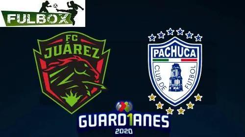 Juárez vs Pachuca