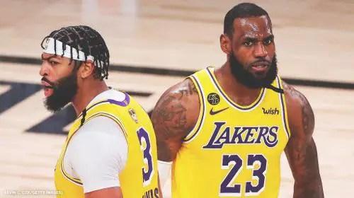 Los Ángeles Lakers vs Miami Heat