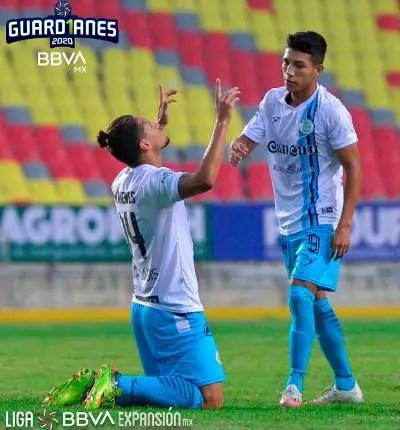 Morelia vs Cancún 2-3 Jornada 4 Liga de Expansión Apertura 2020