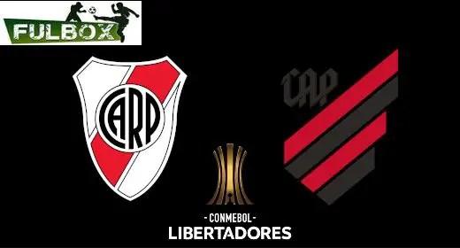 River Plate vs Athletico Paranaense