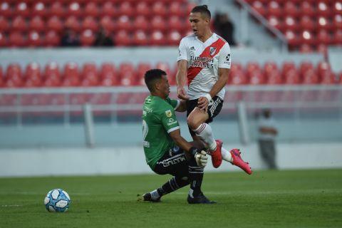 River Plate vs Argentinos Jrs 1-1 Jornada 1 Copa Diego Maradona 2020