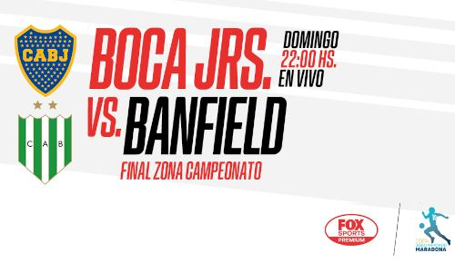 Boca Juniors vs Banfield