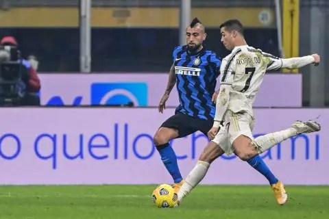 Inter de Milán vs Juventus 2-0 Serie A 2020-2021