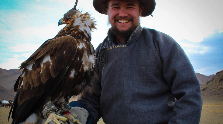 ETA Spotlight: Ryan Kertanis, Mongolia