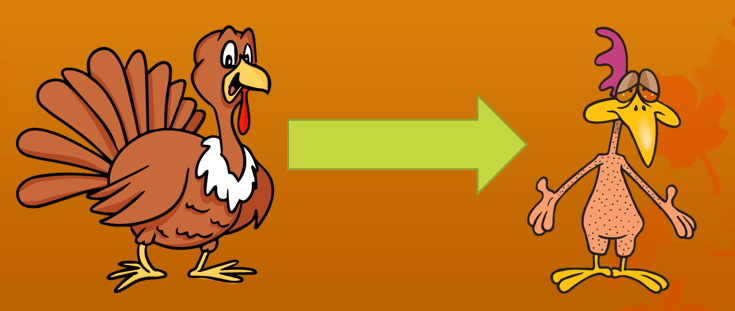 Lesson of the Week: Pluck the Turkey Thanksgiving Trivia