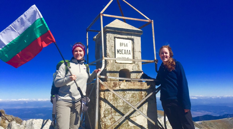 ETA Spotlight: Anna Hernick, Bulgaria