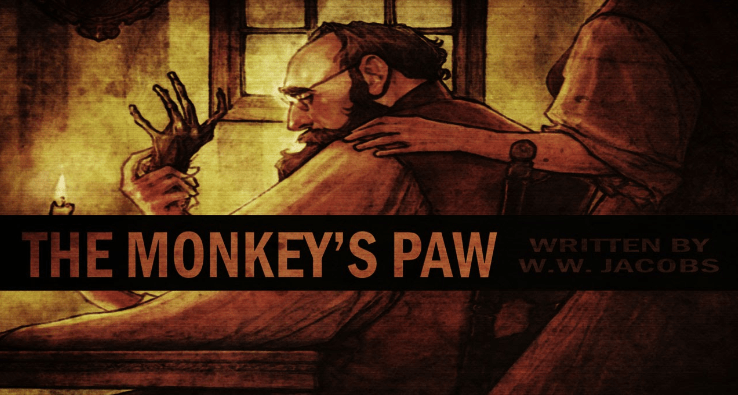 """Lesson of the Week: """"The Monkey's Paw"""" Reading Lesson"""