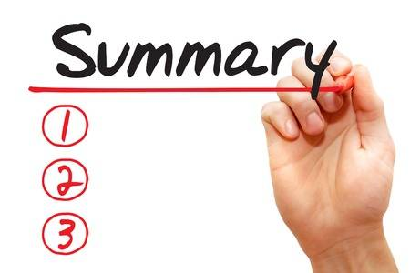 Lesson of the Week: Writing a Summary