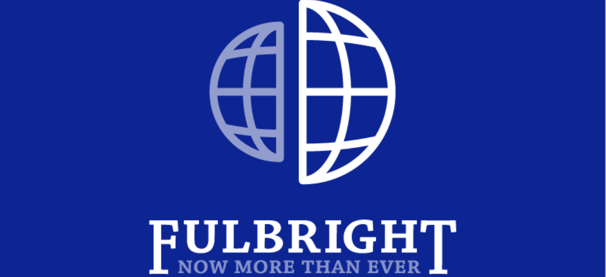 Fulbright: Now More Than Ever – Winning Logo Design