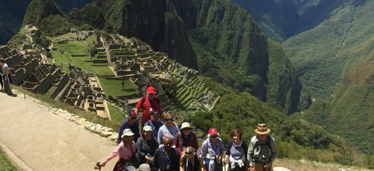 The Fulbright Association's 2016 Insight Tour to Peru