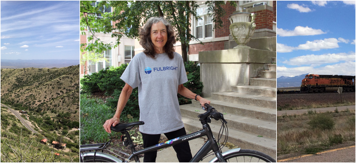 Nan Rides for Fulbright: A Successful Journey