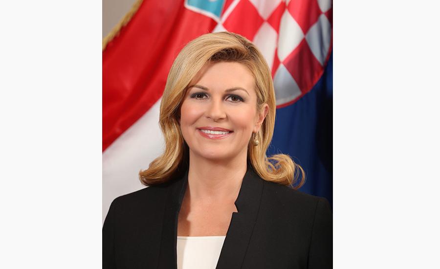 2019 Lifetime Achievement Award: Kolinda Grabar-Kitarović
