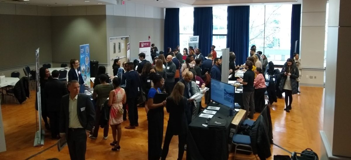 Career Fairs: How to Prepare, How to Engage