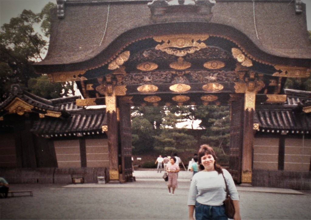 Wendy san's Fulbright -Japan/ Outside Excursion 1985