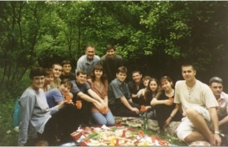 Picnic in the Forest June 2001