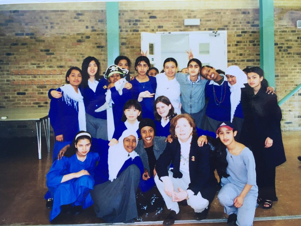 Central Foundation Girls School – Georgia Vahue – The United Kingdom 1999