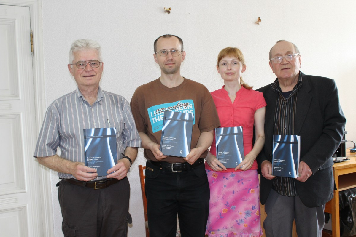Holodomor: the little known famine-genocide – Oleh Wolowyna – Ukraine 2008 and 2014
