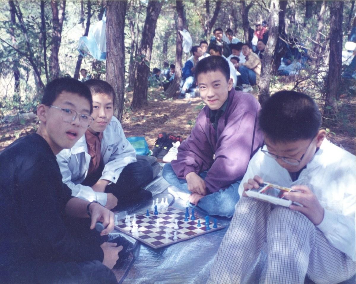 The Wonder of a Wordless Mutual Understanding – Karen Peirce – South Korea 1993