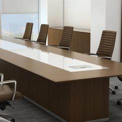 Used Conference Table Chairs Office Chair Gel Cushion Custom Furniture Spring Tx By Fulbright And Company