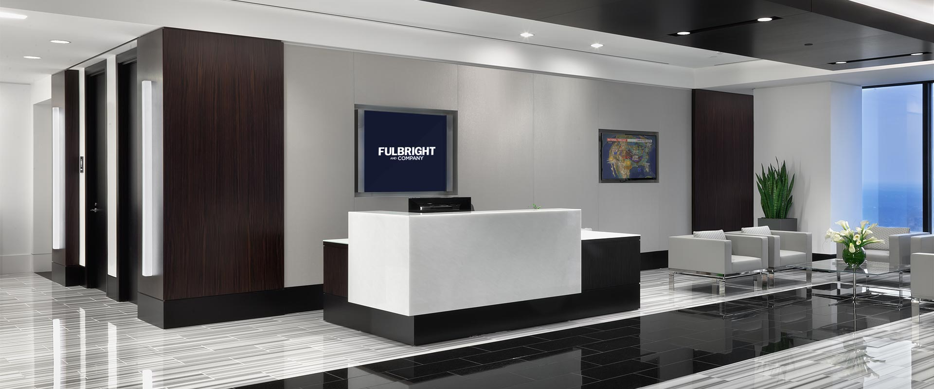 Custom Office Furniture Spring TX by Fulbright  Company