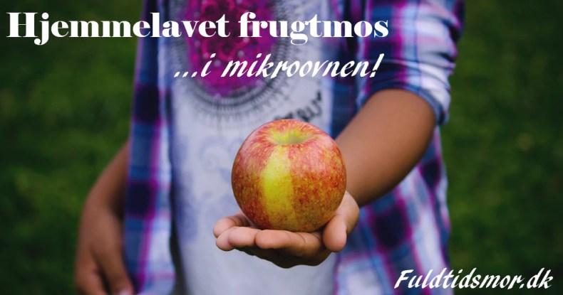 frugtmos i mikroovn