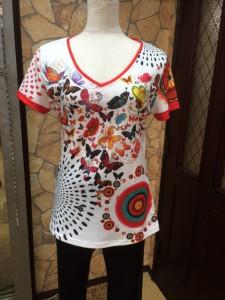 525 101 白Tシャツ