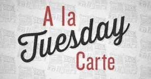A La Carte (January 30)