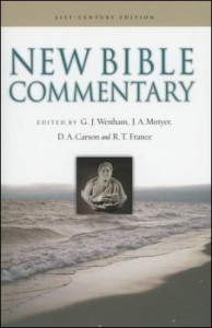 Explore the New Bible Commentary with Bible Gateway Plus