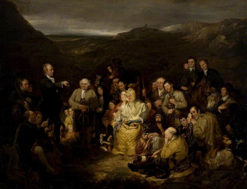 The Scottish Covenanters, The Killing Times and the Promised Crown of Life