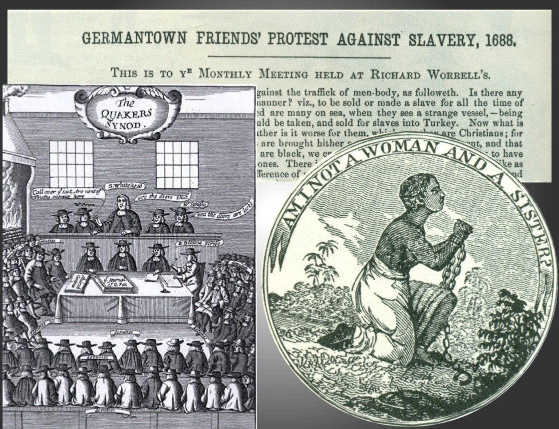 Germantown Friends abolitionist appeal