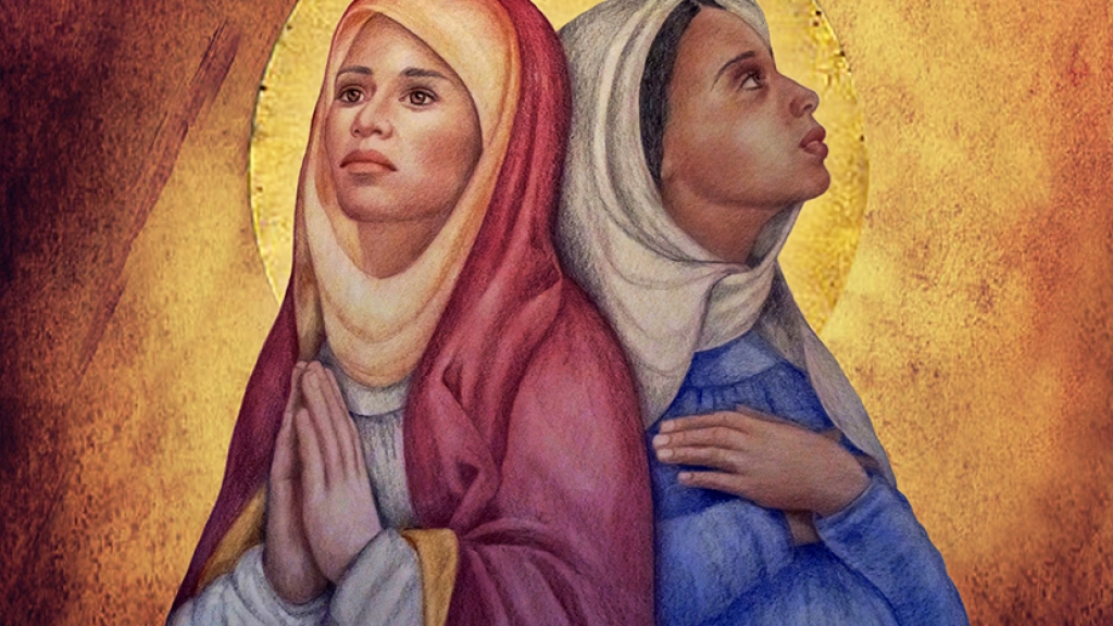 The Martyrdom of Perpetua and Felicitas – the Promised Crown of Life