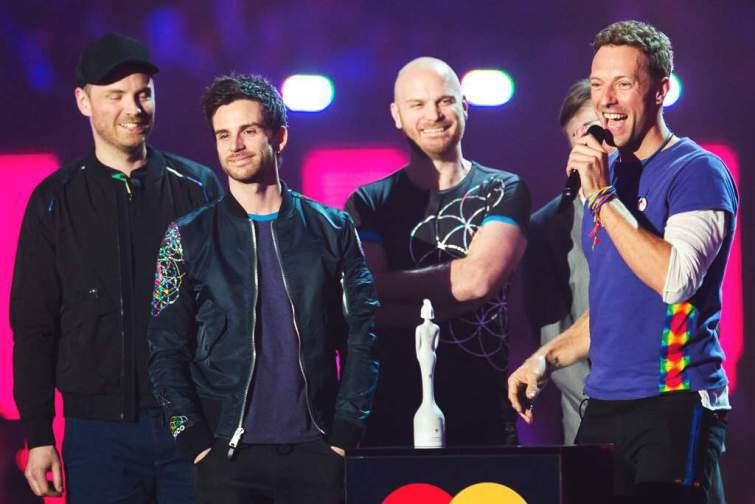 Coldplay Everyday Life 歌詞翻譯