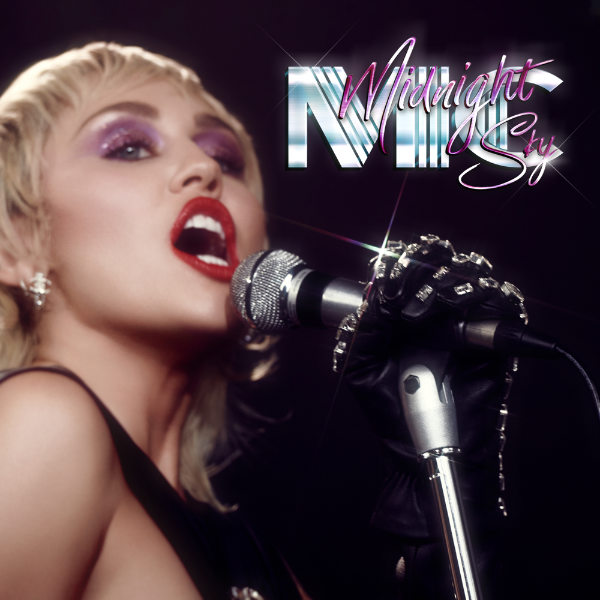 miley Cyrus midnight sky