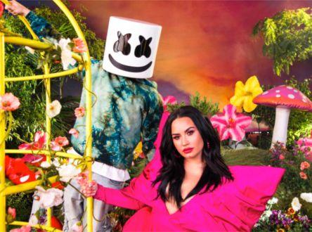 Marshmello & Demi Lovato – OK Not To Be OK|歌詞翻譯與歌曲介紹