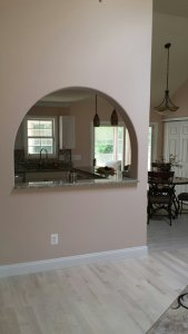 Interior rental property