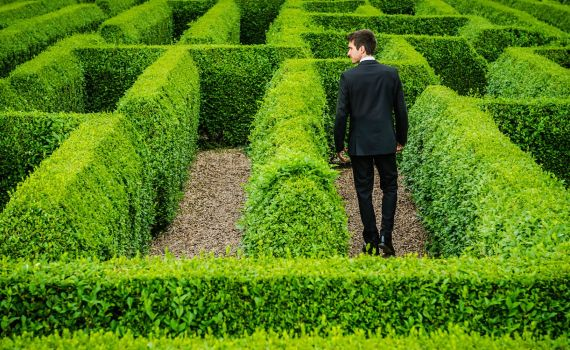 hedge fund maze