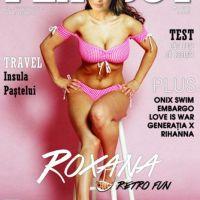 Roxana Vancea in Playboy