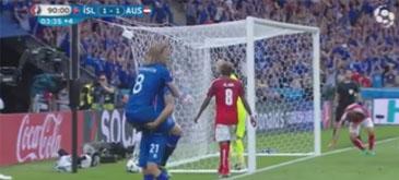 Islanda  - Austria - Euro 2016