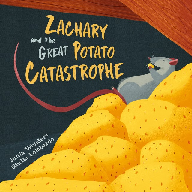 Zachary and the Great Potato Catastrophe – Junia Wonders (book review)