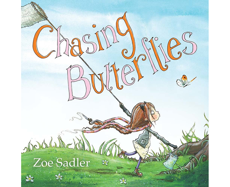 Chasing Butterflies – Zoe Sadler (book review)