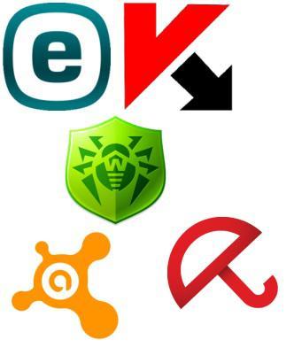 Keys for ESET NOD32, Kaspersky, Avast, Dr.Web, Avira
