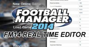 BraCa Soft Football Manager Real Time Editor