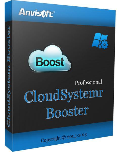 Anvisoft Cloud System Booster Pro